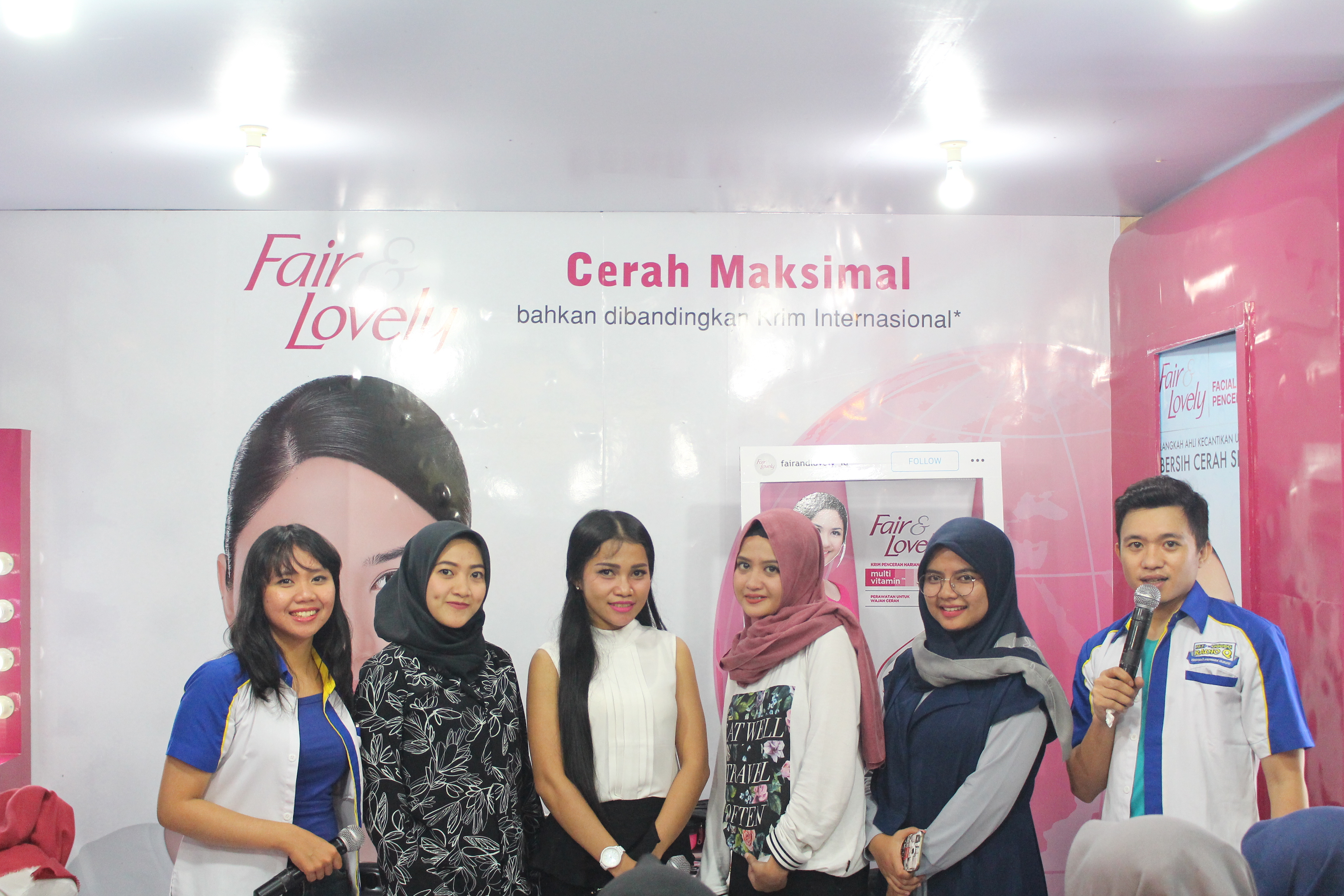 BEAUTY EXPERT FAIR AND LOVELY